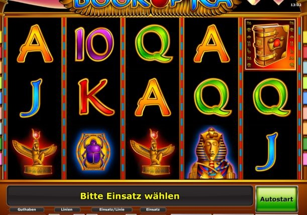 Book of ra online spielen @ novoline-casinos.com
